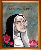 Prière à sainte Rita pour les causes désespérées