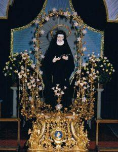 Prière à Sainte Rita dans la détresse