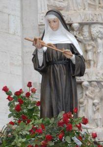 Prière à Sainte Rita, sainte de l'impossible