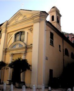 Eglise Sainte Rita à Nice