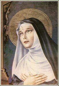 prière de guérison à sainte Rita