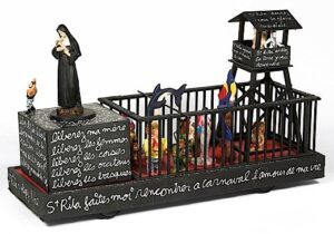 Sainte Rita par Ben